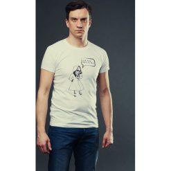 T-shirt MIASTO JEST MOJE męski biały. T-shirty męskie marki Giacomo Conti. Za 79.00 zł.