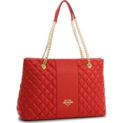 Torebka LOVE MOSCHINO - JC4003PP16LA0500 Rosso. Czerwone torby na ramię damskie Love Moschino. W wyprzedaży za 769.00 zł.