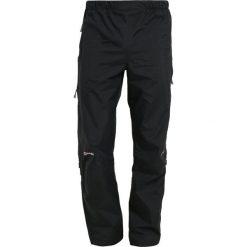 Berghaus Spodnie materiałowe black. Spodnie materiałowe męskie Berghaus, z materiału, sportowe. W wyprzedaży za 602.10 zł.