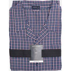 Piżama - Granatowy. Niebieskie piżamy męskie Reserved. Za 129.99 zł.