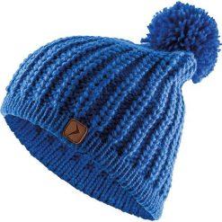 Czapka damska niebieska r. L/XL (HOZ18-CAD615). Niebieskie czapki i kapelusze damskie Outhorn. Za 37.72 zł.