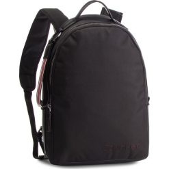Plecak CALVIN KLEIN - Vault Round Backpack K50K428300  Black 001. Czarne plecaki damskie Calvin Klein, z materiału. Za 649.00 zł.