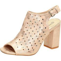 Wyprzedaż sandały damskie VINCEZA Kolekcja zima 2020