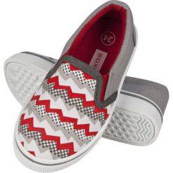 Soxo - Tenisówki dziecięce. Buty sportowe dziewczęce marki bonprix. Za 49.99 zł.