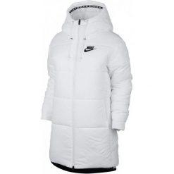 Nike Płaszcz Zimowy W Nsw Syn Fill Prka S. Brązowe płaszcze damskie Nike, na zimę, eleganckie. W wyprzedaży za 419.00 zł.