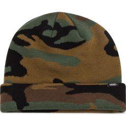 Czapka VANS - Core Basics Bea VN000K9Y97I Classic Camo. Zielone czapki i kapelusze męskie Vans. Za 79.00 zł.