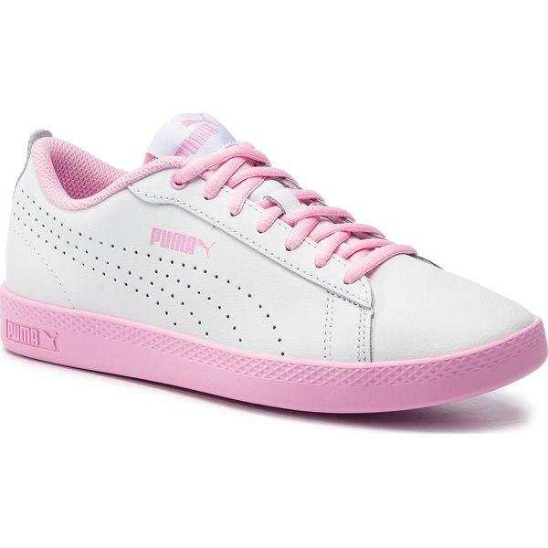 Sneakersy PUMA Smash Wns V2 L Perf 365216 07 Puma WhitePale Pink