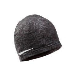 Czapka ocieplana do biegania. Czarne czapki i kapelusze damskie KALENJI, z elastanu. Za 29.99 zł.