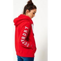 56d9376166f5 Superdry Bluza rozpinana red white. Bluzy damskie marki Superdry. Za 379.00  zł.