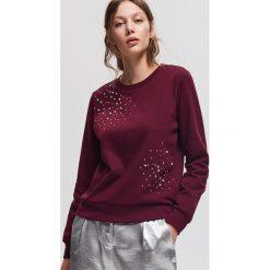 Bluza z aplikacjami - Bordowy. Bluzy damskie marki KALENJI. W wyprzedaży za 39.99 zł.