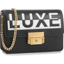Torebka GUESS - HWSTRC L8387  BML. Czarne torebki do ręki damskie Guess, ze skóry. W wyprzedaży za 489.00 zł.