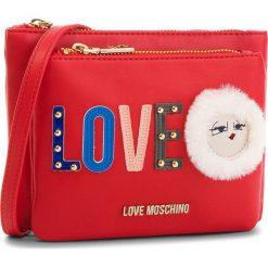 Torebka LOVE MOSCHINO - JC4274PP06KJ0500 Rosso. Czerwone listonoszki damskie Love Moschino, ze skóry ekologicznej. Za 589.00 zł.