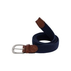 Pasek do spodni do golfa 500 rozmiar 2. Niebieskie paski damskie INESIS, w paski, z materiału. Za 39.99 zł.