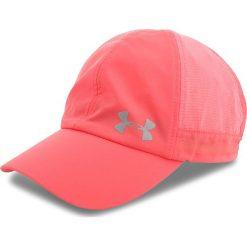 Czapka z daszkiem UNDER ARMOUR - Fly-By Cap 1306291-820 Pomarańczowy. Brązowe czapki i kapelusze damskie Under Armour, z materiału. Za 99.95 zł.