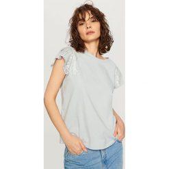 T-shirt z krótkimi rękawami - Niebieski. T-shirty damskie marki DOMYOS. W wyprzedaży za 19.99 zł.