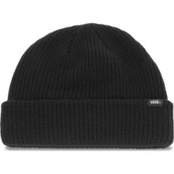 Czapka VANS - Core Basics Bea VN000K9YBLK Black. Czarne czapki i kapelusze męskie Vans. Za 79.00 zł.