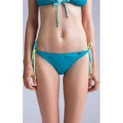 Kostium kąpielowy (dół) KOS212B - morska zieleń. Niebieskie kostiumy jednoczęściowe damskie 4f. Za 29.99 zł.