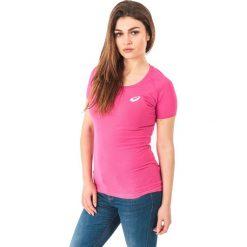 Asics Koszulka Short Sleeve Top różowa r. S (130809-0286). T-shirty damskie Asics. Za 35.90 zł.