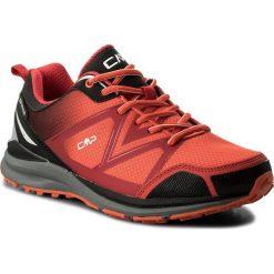 Buty CMP - Alya Trail Shoes WP 38Q9917 Orange Fluo C645. Buty sportowe męskie CMP, z materiału. W wyprzedaży za 179.00 zł.