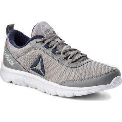 Buty Reebok - Speedlux 3.0 CN5408 We/Grey/Navy/White. Szare buty sportowe męskie Reebok, z materiału. W wyprzedaży za 149.00 zł.