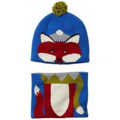 Columbia Zestaw Dziecięcy Czapka I Komin Snow More Beanie And Gaiter Set Super Blue Fox. Białe czapki dla dzieci Columbia. Za 85.00 zł.