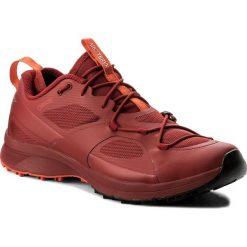Buty ARC'TERYX - Norvan Vt Gtx M GORE-TEX 069660-353586 G0 Red Beach/Safety. Czerwone buty sportowe męskie Arc'teryx, z gore-texu. W wyprzedaży za 499.00 zł.