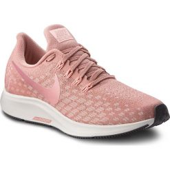 Buty NIKE - Air Zoom Pegasus 35 942855 603 Rust Pink/Tropical Pink. Czerwone obuwie sportowe damskie Nike, z materiału. W wyprzedaży za 369.00 zł.