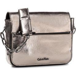 Torebka CALVIN KLEIN - Night Out Small Shou K60K604062 908. Szare torebki do ręki damskie Calvin Klein, ze skóry ekologicznej. W wyprzedaży za 399.00 zł.