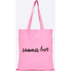 Pieces - Torebka Dorris. Różowe torby na ramię damskie Pieces. W wyprzedaży za 24.90 zł.