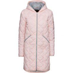 Płaszcz pikowany bonprix pastelowy jasnoróżowy - srebrnoszary. Płaszcze damskie marki FOUGANZA. Za 149.99 zł.