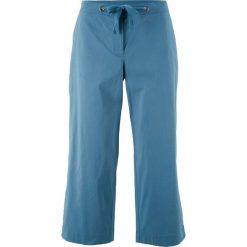 """Spodnie 3/4 """"papertouch"""" bonprix niebieski dżins. Jeansy damskie marki bonprix. Za 74.99 zł."""