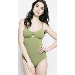 92d31898bcbd49 Seafolly - Strój kąpielowy Active. Zielone kostiumy jednoczęściowe damskie  Seafolly, m, ...