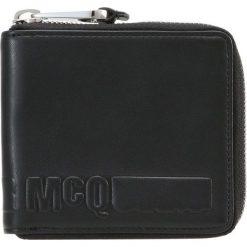 f8d091b607727 McQ Alexander McQueen Portfel darkest black. Portfele damskie marki McQ  Alexander McQueen.