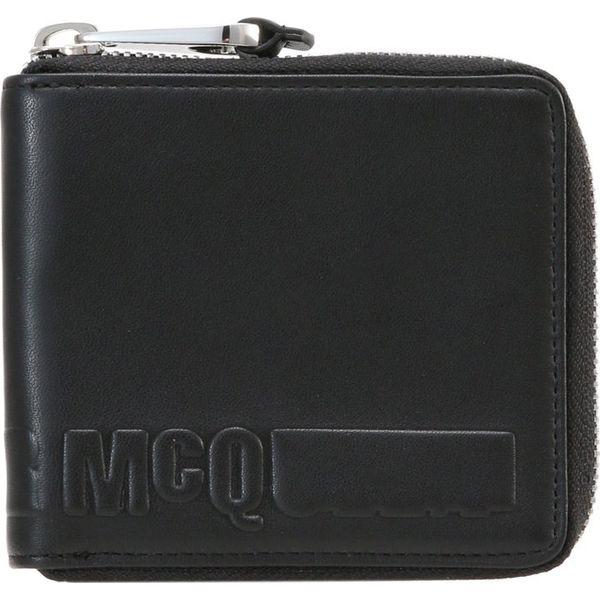 eef48da42e57b McQ Alexander McQueen Portfel darkest black - Portfele damskie marki McQ  Alexander McQueen. Za 459.00 zł. - Portfele damskie - Akcesoria damskie -  Dla ...