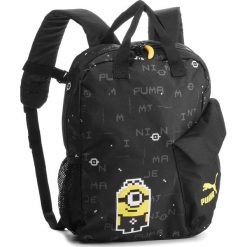 Plecak PUMA - Minions Backpack 075455 01 Puma Black. Czarne plecaki damskie Puma, z materiału, sportowe. W wyprzedaży za 109.00 zł.
