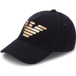 Czapka z daszkiem EMPORIO ARMANI - 627508 8A558 00035 Blue. Niebieskie czapki i kapelusze męskie Emporio Armani. Za 359.00 zł.