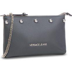 Torebka VERSACE JEANS - E3VSBPC1 70710 829. Szare torebki do ręki damskie Versace Jeans, z jeansu. W wyprzedaży za 259.00 zł.