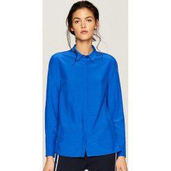 Koszula - Fioletowy. Koszule damskie Reserved. W wyprzedaży za 39.99 zł.
