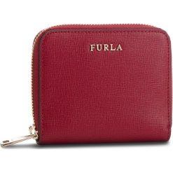 Mały Portfel Damski FURLA - Babylon 979026 P PR84 B30 Ciliegia d. Czerwone portfele damskie Furla, ze skóry. Za 505.00 zł.