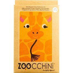 Bielizna Dziewczęca Żyrafa (5 - 6 lat). Pomarańczowa bielizna dla dziewczynek Zoocchini. Za 27.32 zł.