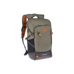 Plecak turystyczny NH500 30 l. Brązowe plecaki damskie QUECHUA, z materiału. Za 139.99 zł.