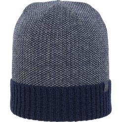 Czapka męska CAM254Z - ciemny granatowy. Niebieskie czapki i kapelusze męskie 4f. W wyprzedaży za 22.99 zł.