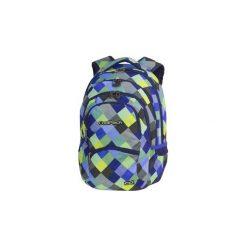 Plecak Młodzieżowy Coolpack College Blue Patchwork. Torby i plecaki dziecięce marki Tuloko. Za 119.00 zł.