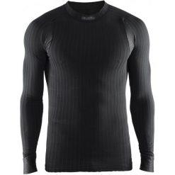 Craft Koszulka Funkcjonalna Męska Active Extreme 2.0 Ls Czarna M. Czarne koszulki sportowe męskie Craft, z długim rękawem. Za 189.00 zł.