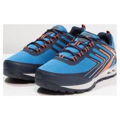 Columbia VENTRAILIA RAZOR 2 OUTDRY Obuwie hikingowe aqua blue/ heatwave. Buty sportowe męskie Columbia, z gumy, outdoorowe. Za 449.00 zł.