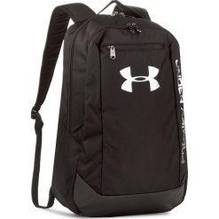 Plecak UNDER ARMOUR - Ua Hustle Backpack 1273274 001. Czarne plecaki damskie Under Armour, z materiału, sportowe. W wyprzedaży za 119.00 zł.