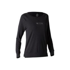 Koszulka długi rękaw Gym & Pilates 500 damska. Koszulki sportowe damskie marki DOMYOS. Za 39.99 zł.