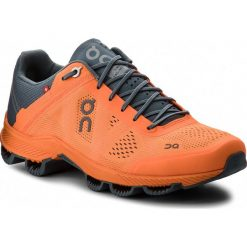 Buty ON - Cloudsurfer 000004 Glow/Glacier. Brązowe obuwie sportowe damskie On, z materiału. Za 689.00 zł.