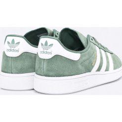 Adidas Originals - Buty Munchen. Szare buty sportowe męskie adidas Originals, z materiału. W wyprzedaży za 319.90 zł.