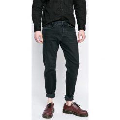 Diesel - Jeansy Akee. Czarne jeansy męskie Diesel. W wyprzedaży za 399.90 zł.